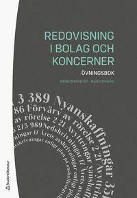 bokomslag Redovisning i bolag och koncerner : övningsbok