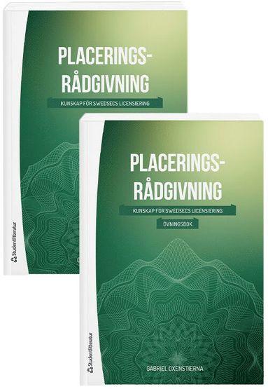 bokomslag Placeringsrådgivning - paket - Huvudbok och övningsbok