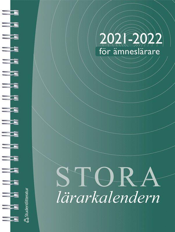Stora ämneslärarkalendern 2021/2022 1
