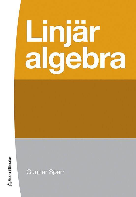 Linjär algebra 1
