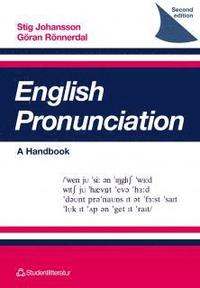 bokomslag English pronunciation - A Handbook