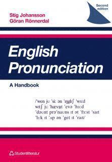 bokomslag English pronunciation - A Handbook