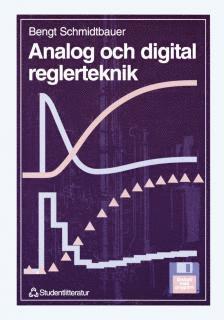 bokomslag Analog och digital reglerteknik