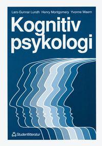 bokomslag Kognitiv psykologi