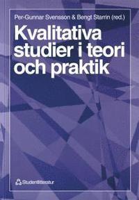 bokomslag Kvalitativa studier i teori och praktik