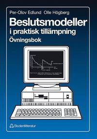 bokomslag Beslutsmodeller - Övningsbok