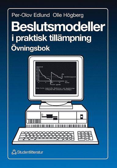bokomslag Beslutsmodeller i praktisk tillämpning - Övningsbok