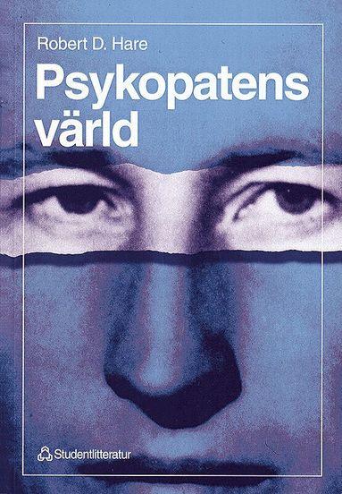 bokomslag Psykopatens värld - Utan samvete
