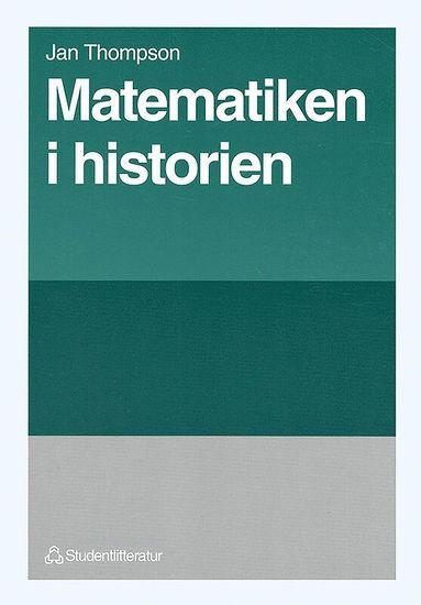 bokomslag Matematiken i historien