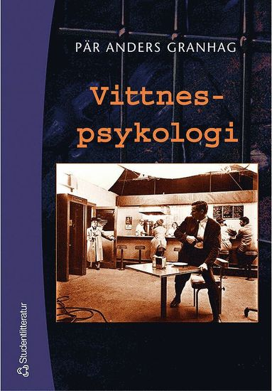 bokomslag Vittnespsykologi