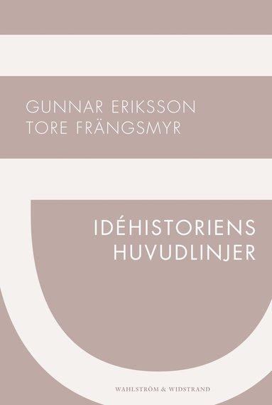 bokomslag Idéhistoriens huvudlinjer