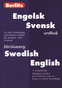 Engelsk-svensk ordbok : Swedish-English dictionary