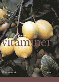 bokomslag Stora boken om vitaminer