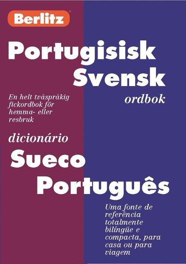bokomslag Portugisisk-svensk, svensk-portugisisk ordbok : Dicionário português-sueco, sueco-português