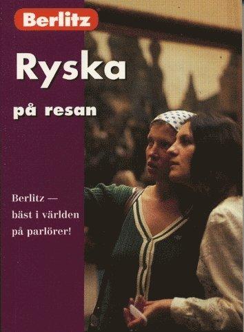 bokomslag Ryska på resan