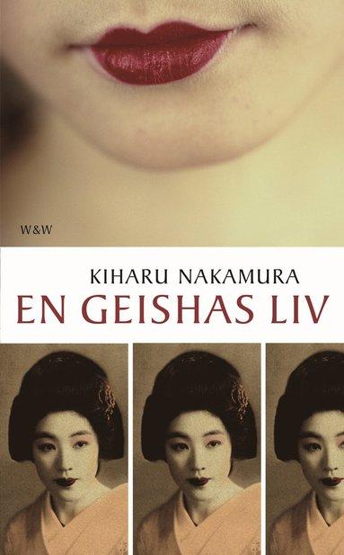 bokomslag En geishas liv