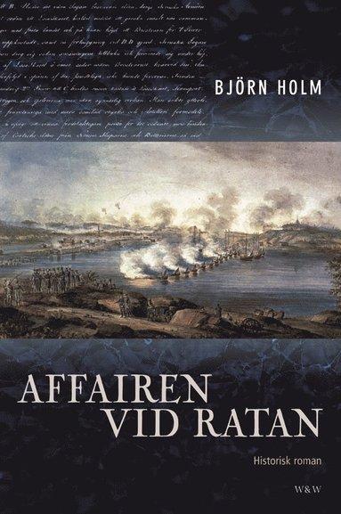 bokomslag Affairen vid Ratan