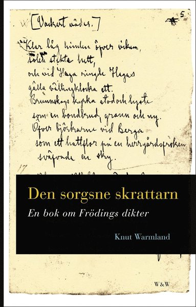 bokomslag Den sorgsne skrattaren : en bok om Frödings dikter