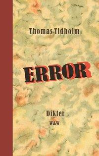 bokomslag Error