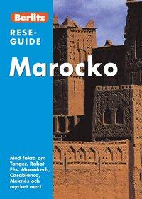 bokomslag Marocko : med fakta om Tanger, Rabat Fès, Marrakech, Casablanca, Meknès och mycker mer!