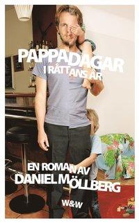 bokomslag Pappadagar i Råttans år