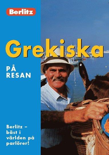 bokomslag Grekiska på resan