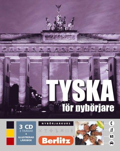 bokomslag Tyska för nybörjare : kursbok