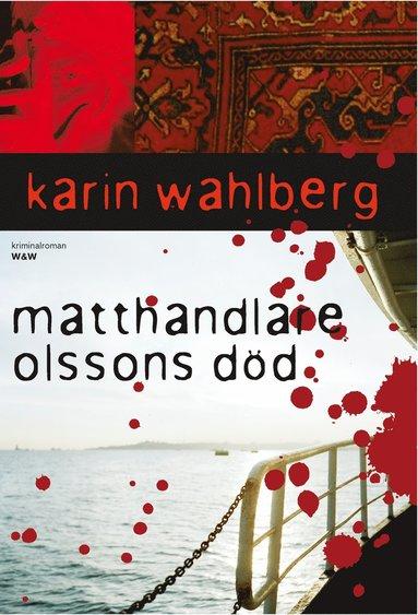 bokomslag Matthandlare Olssons död