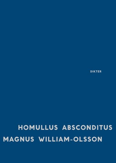 bokomslag Homullus absconditus