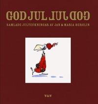 bokomslag God Jul Luj Dog : samlade julteckningar