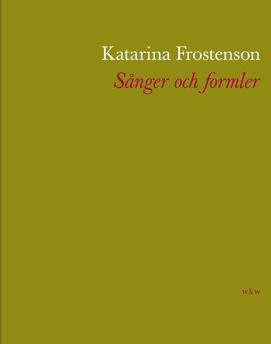 bokomslag Sånger och formler