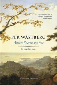 bokomslag Anders Sparrmans resa