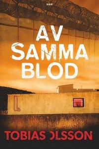 bokomslag Av samma blod