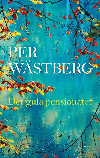 bokomslag Det gula pensionatet