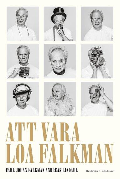 bokomslag Att vara Loa Falkman
