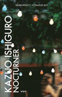 bokomslag Nocturner : fem berättelser om skymning och musik