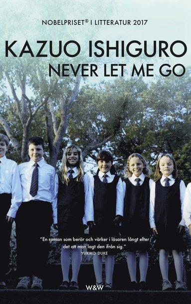 bokomslag Never let me go