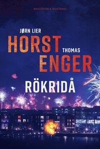 bokomslag Rökridå Blix och Ramm # 2