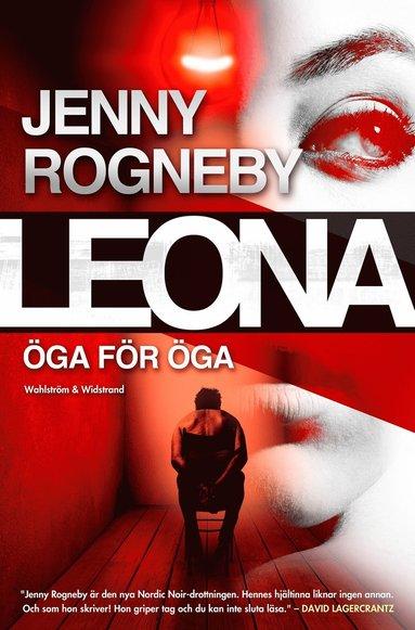 bokomslag Leona. Öga för öga