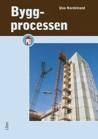 bokomslag Byggprocessen