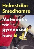 bokomslag Matematik för gymnasiet kurs B