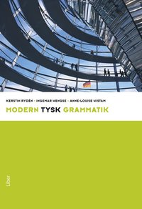 bokomslag Modern tysk grammatik