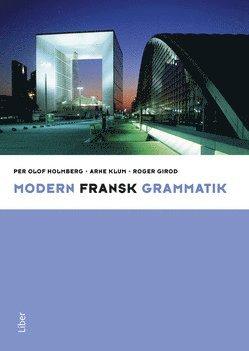 bokomslag Modern fransk grammatik