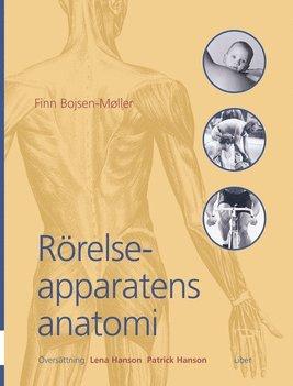 bokomslag Rörelseapparatens anatomi
