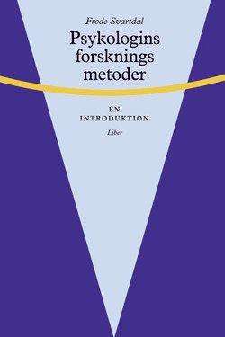 bokomslag Psykologins forskningsmetoder - en introduktion