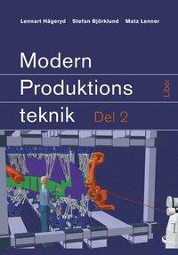 bokomslag Modern Produktionsteknik 2