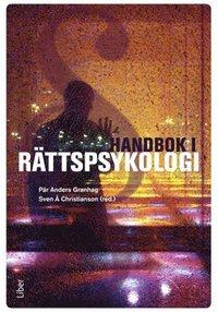 bokomslag Handbok i rättspsykologi