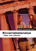 bokomslag Envariabelanalys