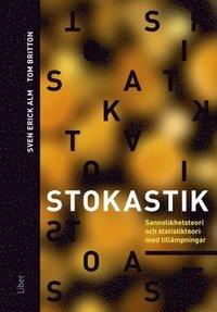 bokomslag Stokastik - Sannolikhetsteori och statistikteori med tillämpningar