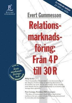 bokomslag Relationsmarknadsföring: Från 4 P till 30 R